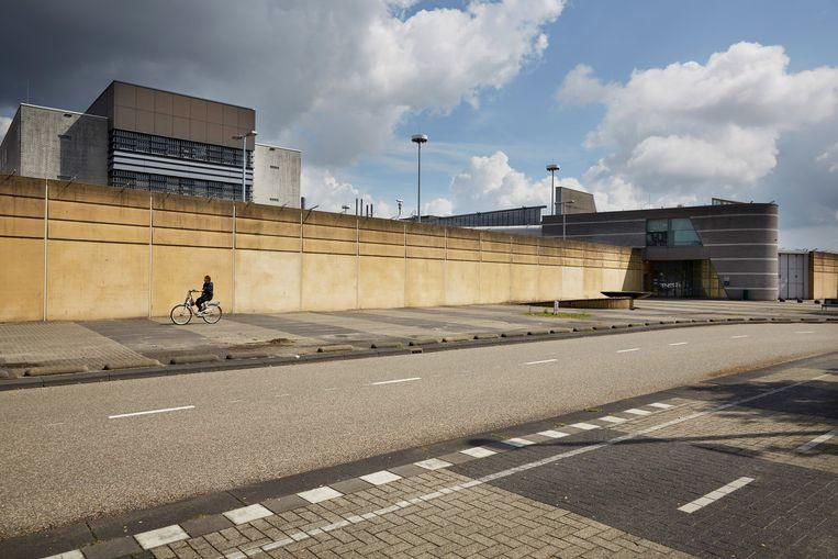 De gevangenis in Nieuwegein. Beeld ANP