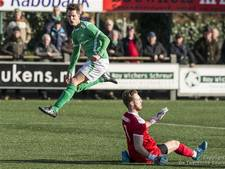 Ex-HSC'21 en AZSV speler Bouwmeister stopt bij FC Lisse