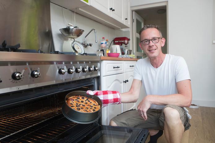 Marcel van Langen uit Achterberg is dit seizoen te zien in Heel Holland Bakt.