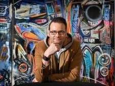 Enschedese kunstenaar heeft rust gevonden in Shanghai