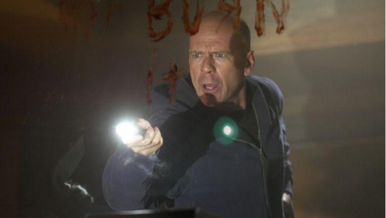 Bruce Willis in Hostage (2005) van Florent Siri. Beeld null