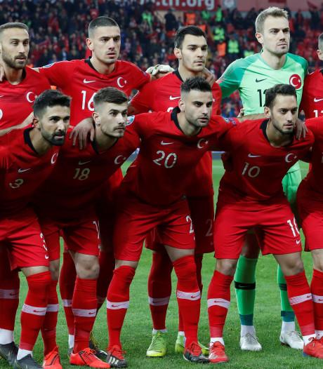Türüç uit Enschede goed voor twee assists bij basisdebuut voor Turkije