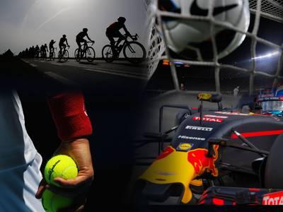 Sport vandaag: Max test nieuwe bolide en Juve-Napoli