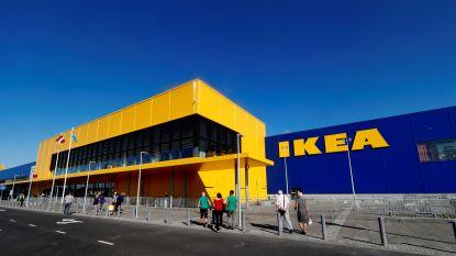 IKEA roept slab terug vanwege verstikkingsgevaar