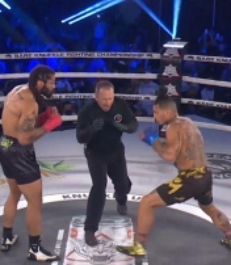Voici le combat de boxe à mains nues le plus rapide de l'histoire