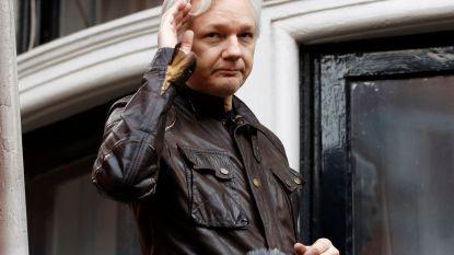Ecuadoraanse ambassade in Londen sluit internetverbinding Assange af