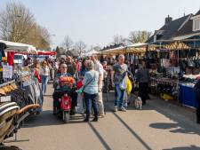 11.000 mensen naar braderie in Veldhoven: 'Het is tijdens de Oerse Braderie altijd mooi weer'