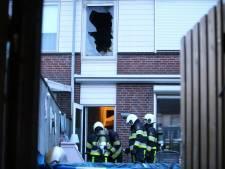 Veel schade aan woning na brand in Vught