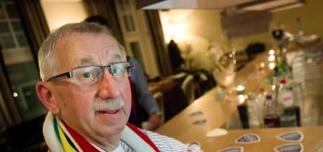 Tonprater Mathie van Hoof - 'Frutje Frot' - overleden