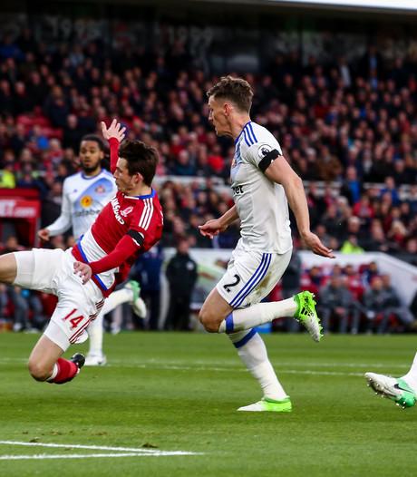 Boro mag nog hopen dankzij goal De Roon