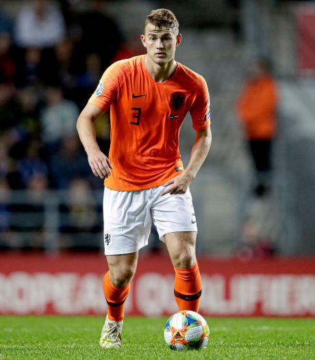 'Hij droeg bij FC Abcoude al geregeld een Ajax-shirt'