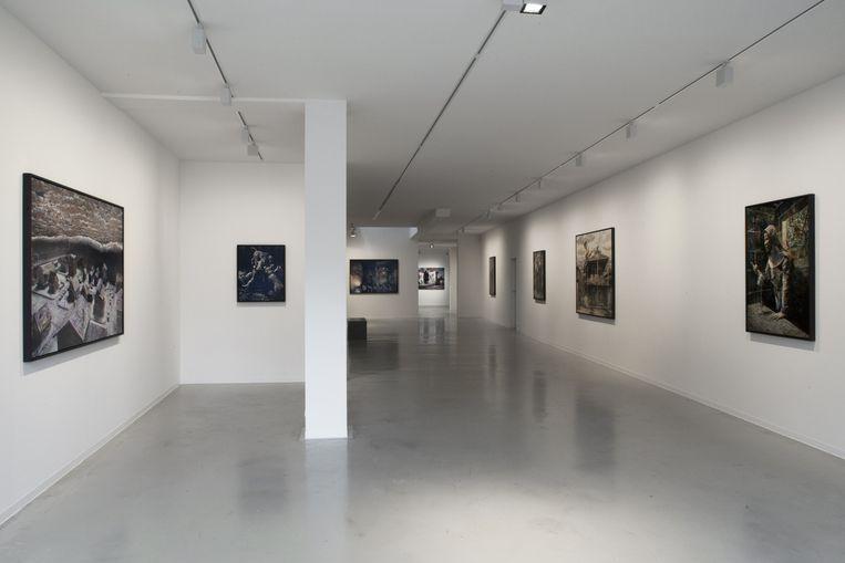 Galerie Ron Mandos Beeld null