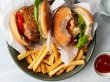 Wat Eten We Vandaag: Portobello-burgers met gesmolten kaas