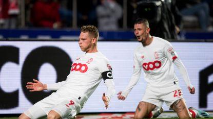 Antwerp geeft 2-0-voorsprong weg, Standard-aanvoerder Emond slaat twee keer toe