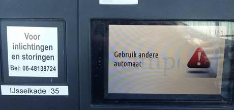 Kampen reserveert half miljoen voor betere parkeerautomaten