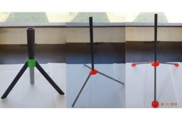 Deze lanceerbuizen mogen worden gebruikt tijdens het afschieten van vuurpijlen.