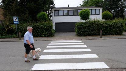 """""""Nieuwe oversteekplaats ligt pal voor onze oprit"""""""