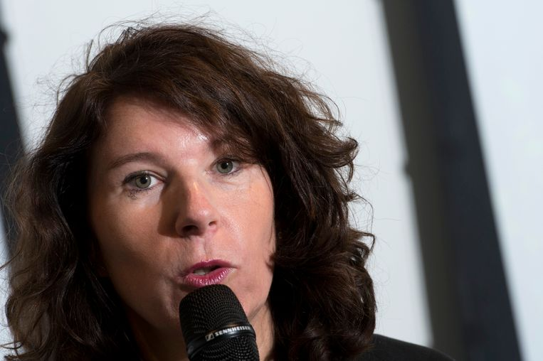 Brussels staatssecretaris Bianca Debaets.