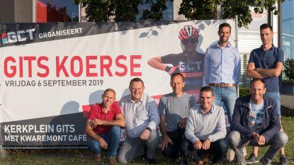 Gits Cycling Team geeft startschot van kermis met nieuwe wielerwedstrijd, gelegenheidscafé en optreden