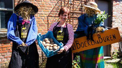 'Buurderij' brengt lokale producenten samen
