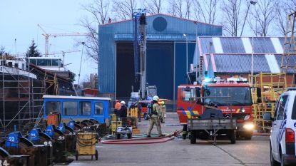 Brandje op woonboot bij Scheldewerf Rupelmonde snel onder controle