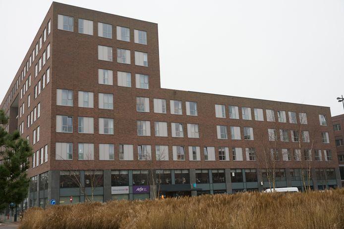 Het Zorghotel Aafje naast het Maasstad Ziekenhuis