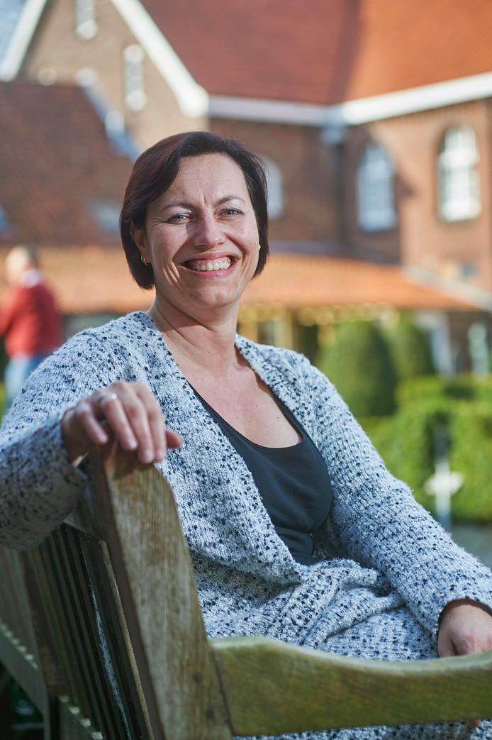 Larissa van Dommelen is de nieuwe zakelijk leider van het museum voor religieuze kunst te Uden. MRK<br />