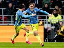 Botteghin blijft bij Feyenoord: 'Ik ben nog niet klaar'