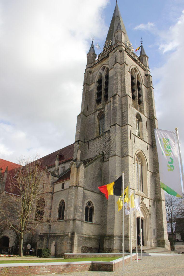 De Sint-Hermesbasiliek in Ronse krijgt 1,3 miljoen euro subsidie van Onroerend Erfgoed.