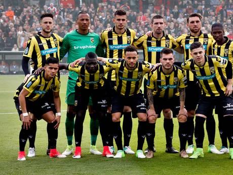 Openingswedstrijden: Vitesse - NAC, Jong PSV - De Graafschap en NEC - Almere City FC