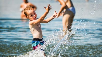 Kwaliteit van ons zwemwater blijft erop vooruitgaan