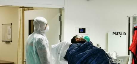 Eén nieuwe ziekenhuisopname in de Vallei; zes coronadoden in een week