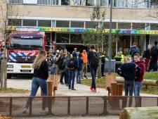 Christelijk College Zeist ontruimd vanwege brand: alle leerlingen mogen naar huis