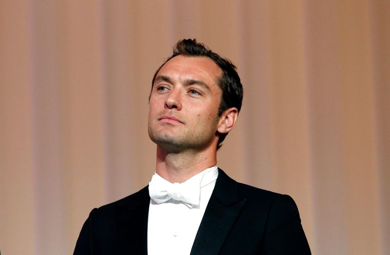 Acteur Jude Law. Beeld epa