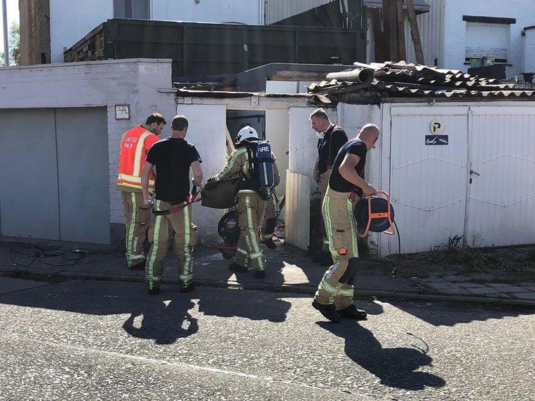 De brandweer kon veel erger voorkomen.