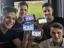 Vriendengroep speelt al 15 jaar onafgebroken voetbalspel OSM
