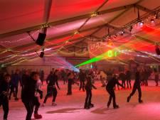 Maand lang overdekt schaatsen in Duiven