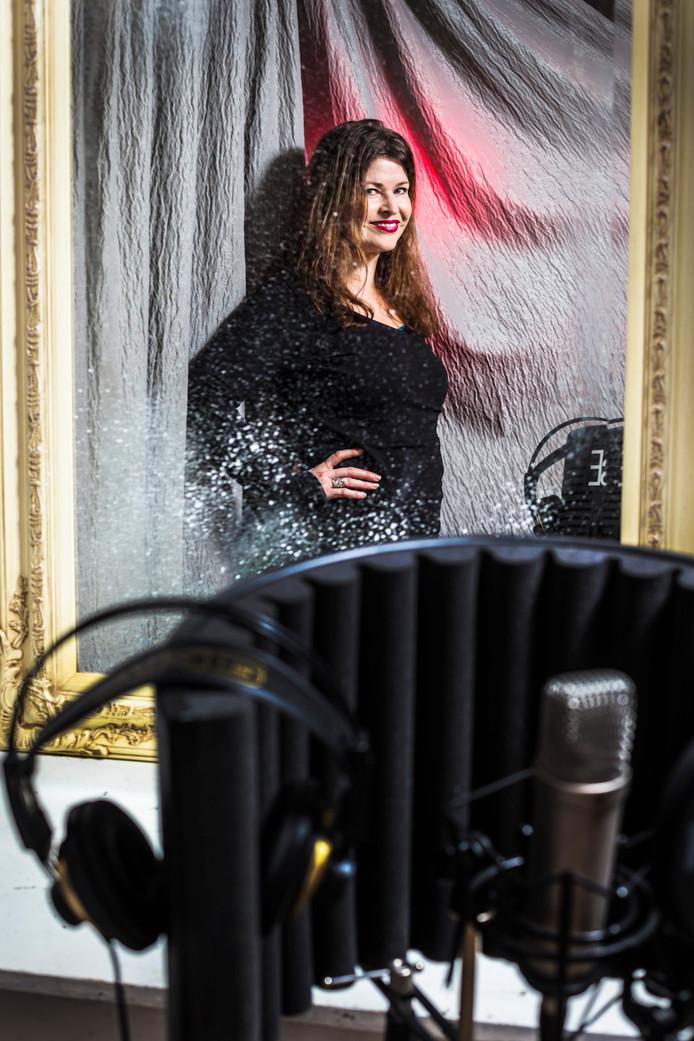 Monique van der Ster: ,,Ik heb altijd gewild dat zingen mijn leven zou worden. Dat was het en dat is het.''
