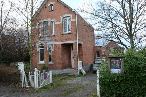 De voormalige woning van Guido en Marina wordt momenteel verhuurd.