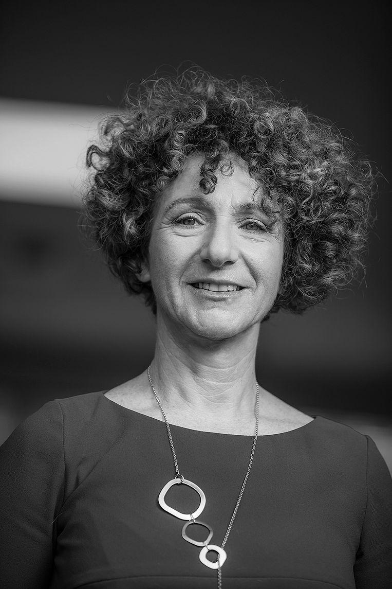 Hanna Luden, directeur Cidi, Centrum Informatie en Documentatie Israël.  Beeld Claudia Kamergorodski