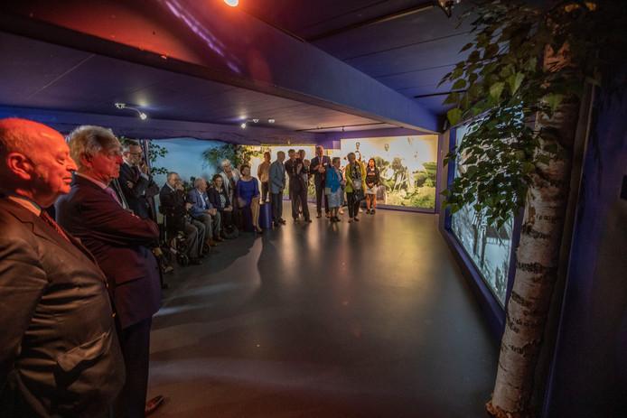 Opening tentoonstelling Death Valley de Peel in Museum Klok & Peel Asten.