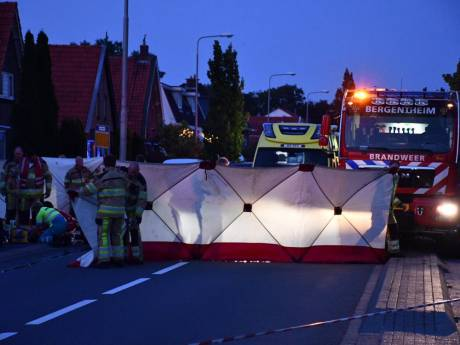 Motorrijder ernstig gewond na botsing met auto in Kloosterhaar