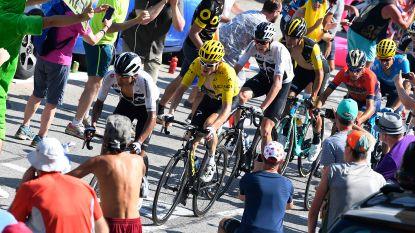 """Onze man stond tussen de supporters op Alpe d'Huez: """"Als Froome passeert, krijgt hij mijn bier naar zijn hoofd"""""""