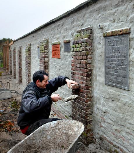Tweede leven voor gedenkstenen in Culemborg
