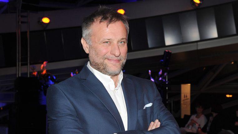 De Zweedse acteur Michael Nyqvist Beeld epa