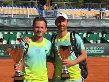 Koolhof en Middelkoop pakken tweede toernooizege van 2017