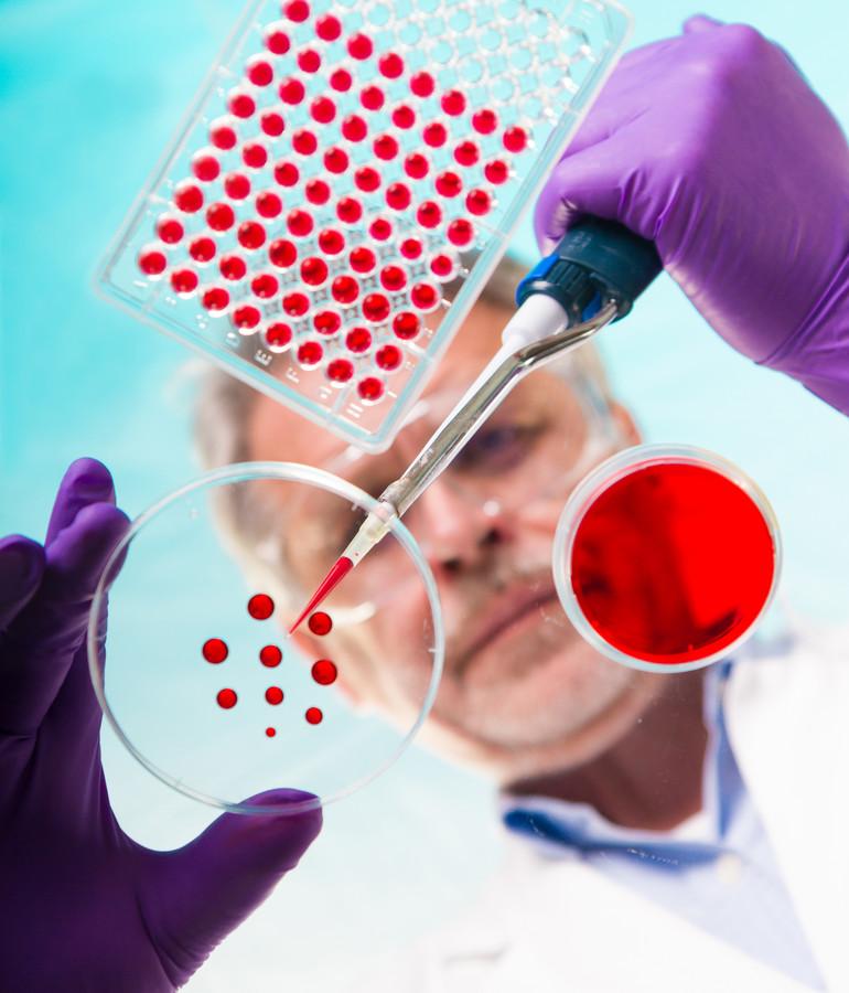 Nieuwe bloedtesten kunnen kanker opsporen.