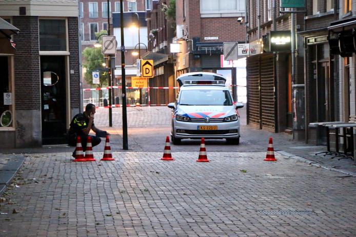 Opnieuw een schietpartij in Delft.