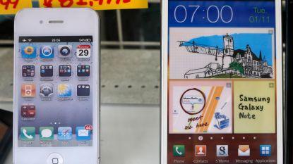 Apple en Samsung krijgen in Italië miljoenenboete voor opzettelijk vertragen smartphones