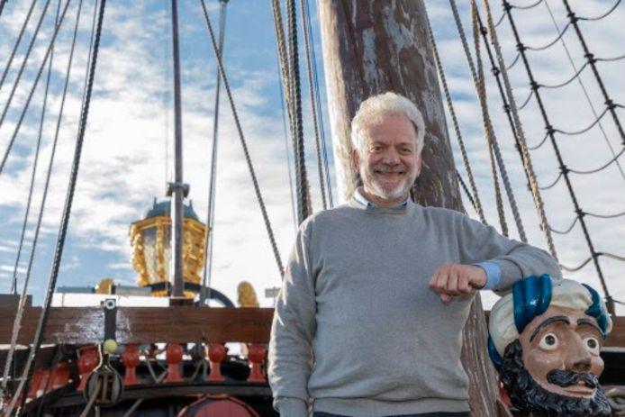 Jan Vriezen is de nieuwe directeur van Batavialand in Lelystad.